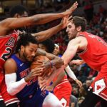 Chicago Bulls vs Detroit Pistons Saturday January 11, 2020 NBA Free Pick, Sports Betting Predictions and NBA Odds