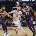 New York Knicks vs. LA Lakers for Tuesday, January 7th, 2020 NBA predictions, sports betting picks and odds.